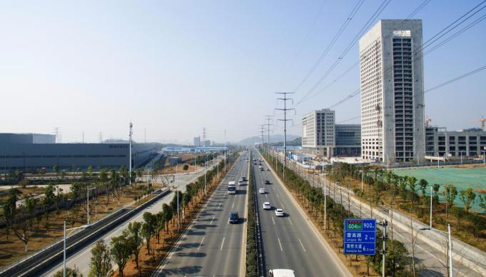长沙市岳麓大道