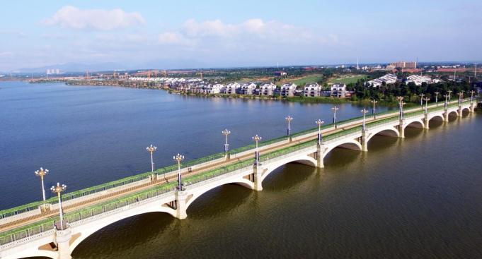 洞庭洋沙湖康桥桥梁工程