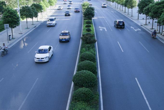 长沙市新河三角洲片区路网纵二路